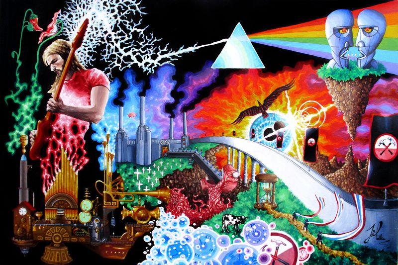 En lo que a Rock Progresivo respecta, ¿cuál es tu favorito?
