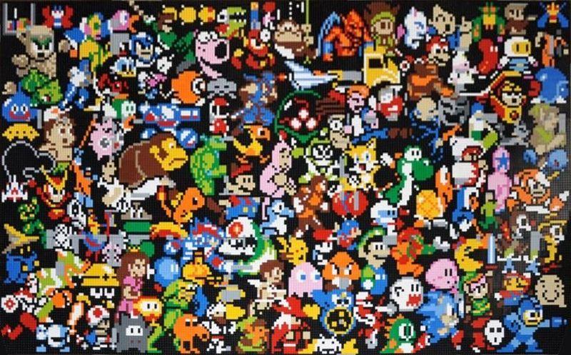 23389 - ¿Sabes cómo se llaman estos personajes de videojuegos?