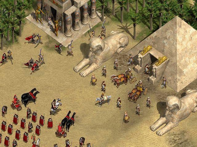 ¿Cuál era la civilización principal en el videojuego 'Imperium'?