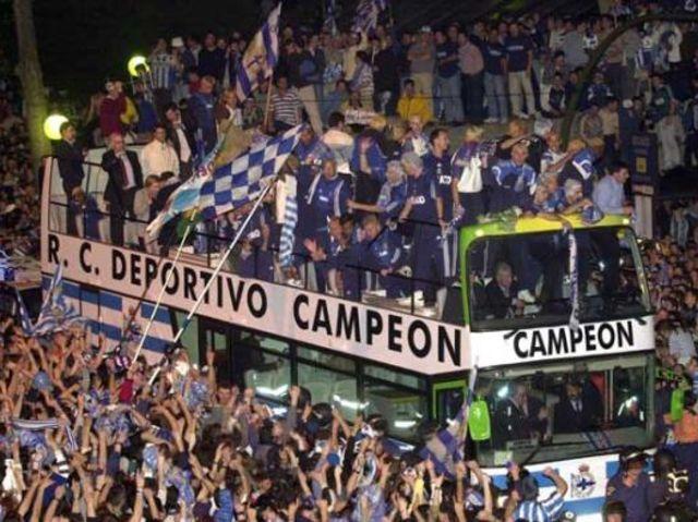 ¿Quién entrenaba al Dépor que ganó la Liga 1999-2000?