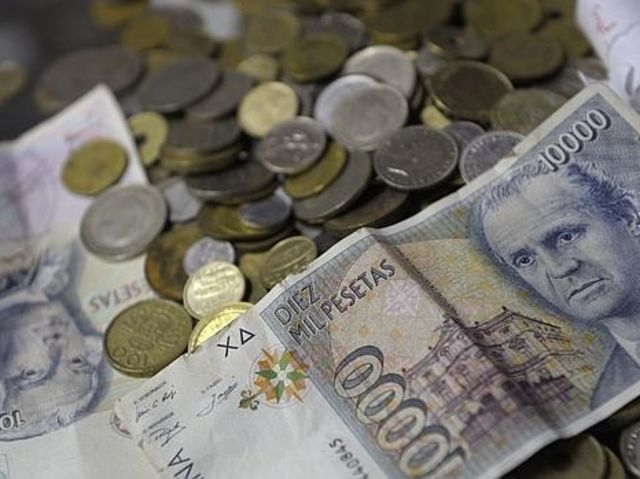 ¿Cuántas pesetas eran un euro?