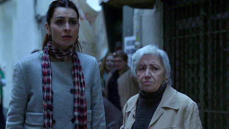 ¿A qué persona del pasado de Alonso es idéntica Elena Castillo?
