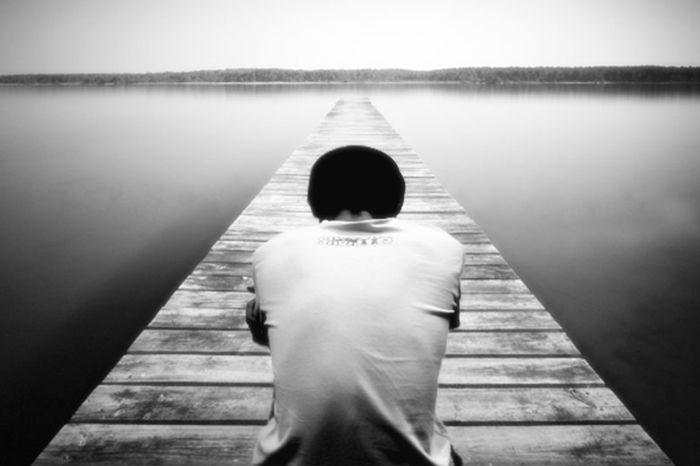 Si piensas en la soledad te sugiere...