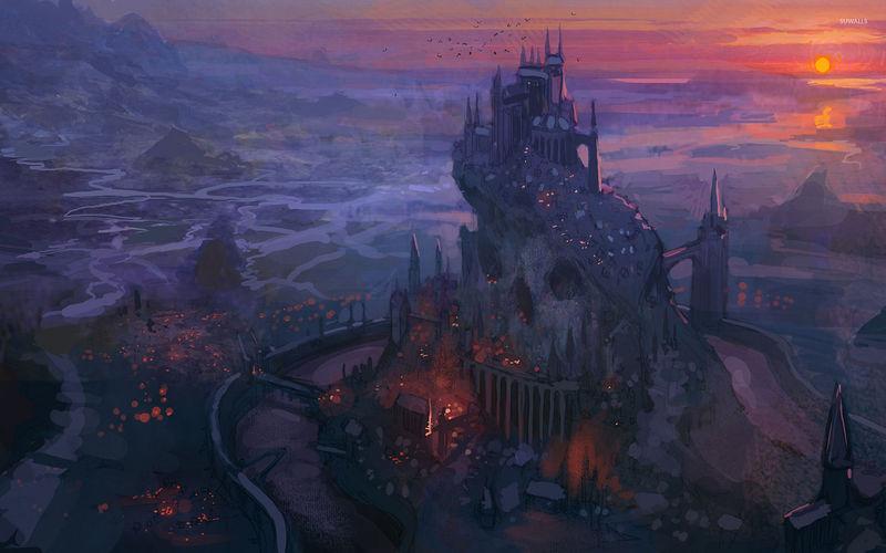 ¿Cómo se conocía anteriormente a la fortaleza principal de Noxus?