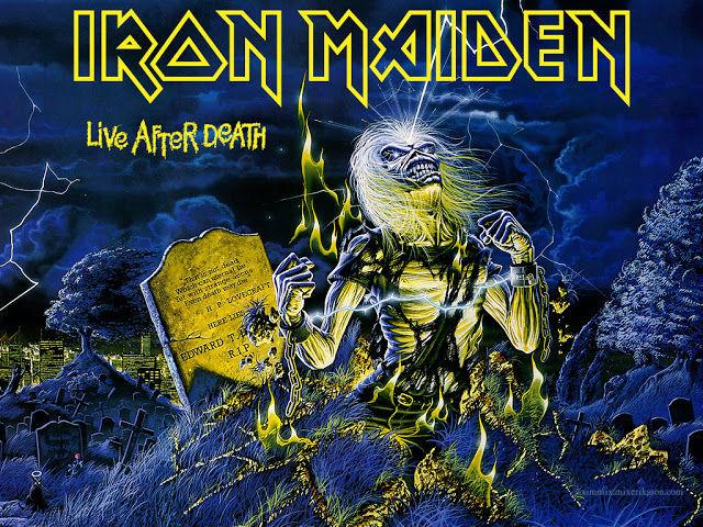 23494 - Letras de canciones de Iron Maiden