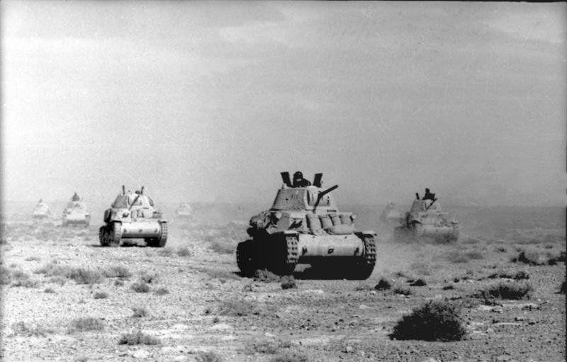 El Fiat M13/40 era, con sus defectos, un blindado fiable. No obstante tenía una falla muy grave. ¿Cual?