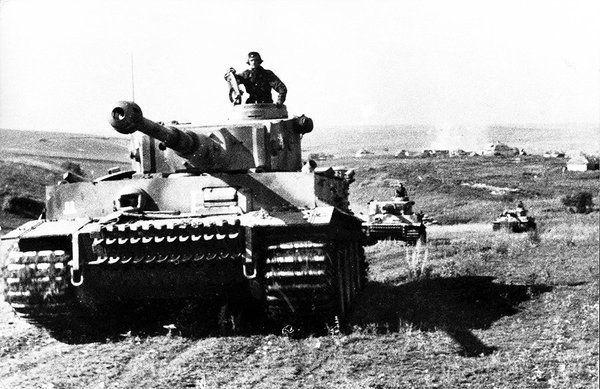 Los alemanes crearon el tanque más famoso del conflicto. ¿Cómo se llamaba?