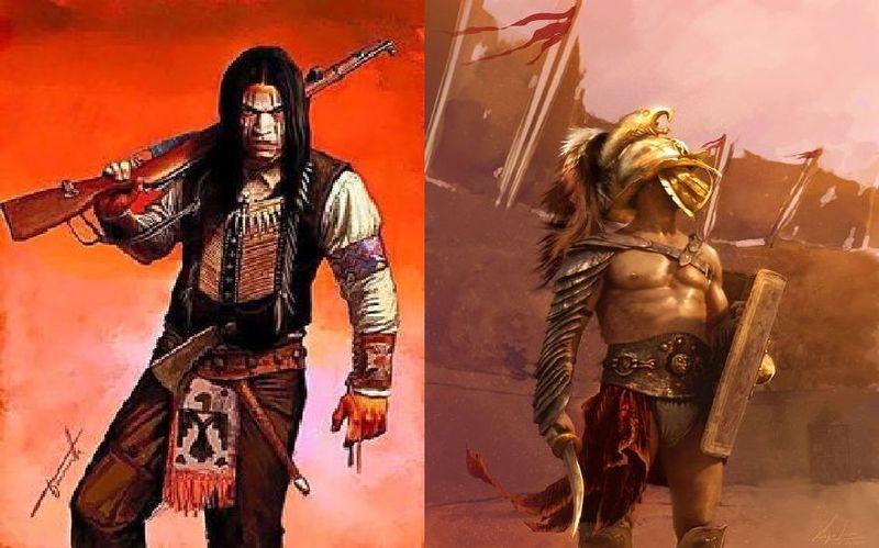 ¿ Apache vs Gladiador ?
