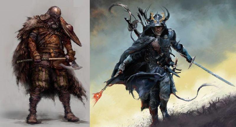 ¿ Vikingo vs Samurai ?
