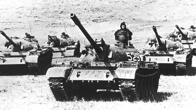 El T-54/55 es uno de los tanques más producidos de todos los tiempos. ¿Cuantos se fabricaron?