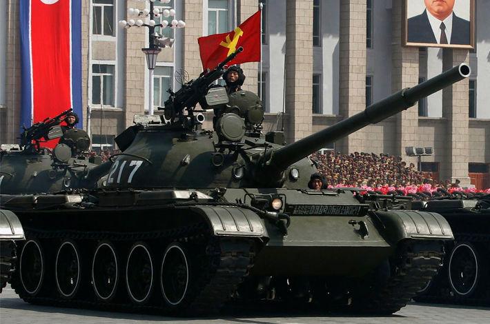 LLegando ya al presente, el Ch'onma-ho es un carro de combate norcoreano. ¿En que otro tanque está basado?