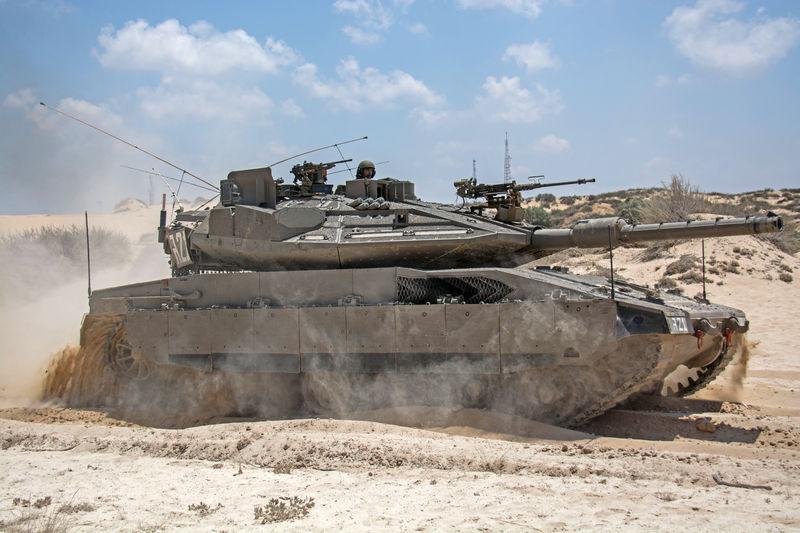 El Merkava es famoso por su resistente blindaje. ¿A que país pertenece el tanque?