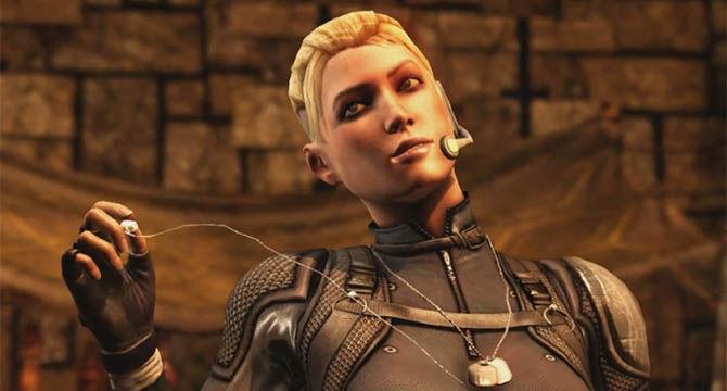 Cassie Cage (Mortal Kombat X)