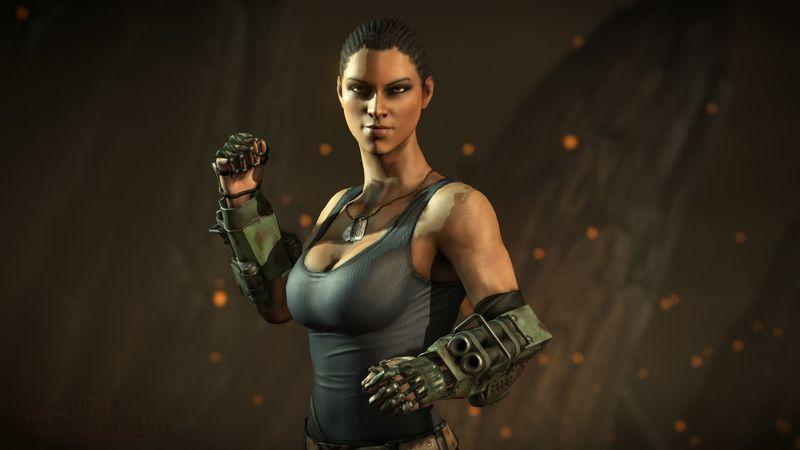 Jacqui Briggs (Mortal Kombat X)