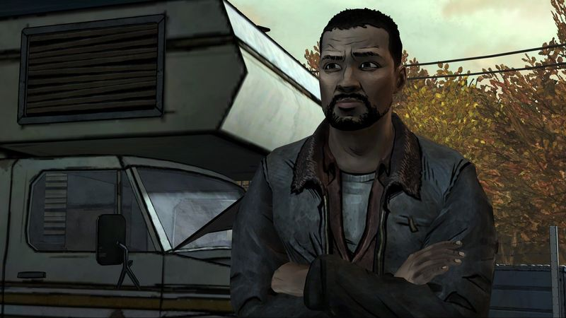 Lee ( The Walking Dead)