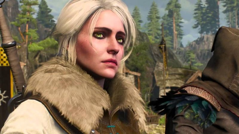 Ciri (The Witcher)