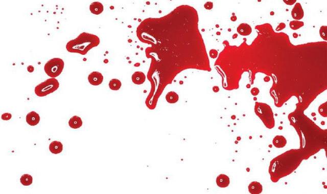 Fetiche con la sangre