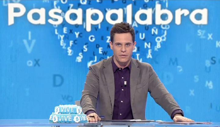 ¿Desde qué año es Christian Gálvez el actual presentador de Pasapalabra?
