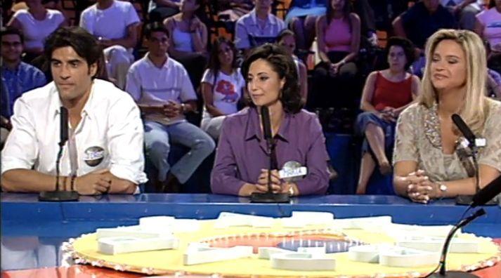 ¿En qué cadena de TV se emitía Pasapalabra durante la primera etapa?
