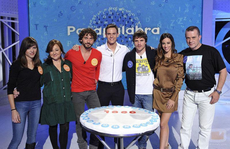 ¿Cuál de estos presentadores no ha presentado Pasapalabra?