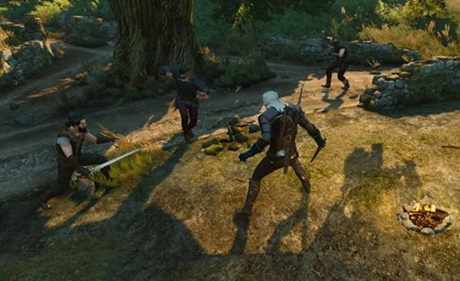 Un grupo de bandidos te cerca para robarte. ¿Cuál sería tu estrategia en combate?