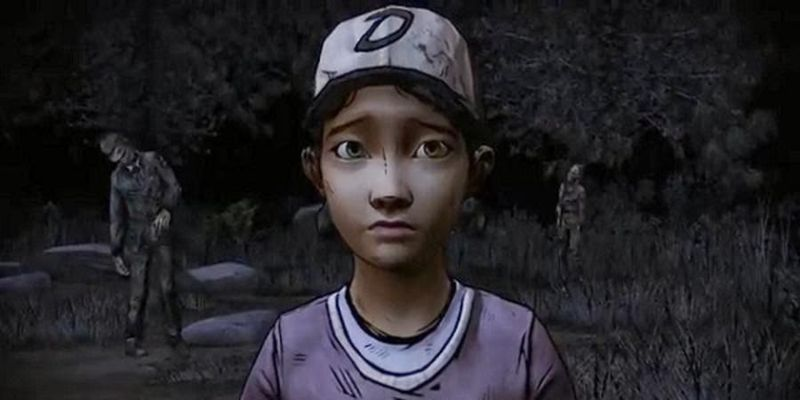 Clementine ( The Walking dead)