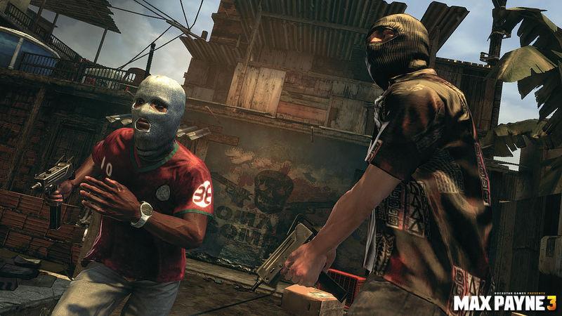 ¿Cómo se llama la banda de las favelas a la que nos enfrentamos durante gran parte de la historia?