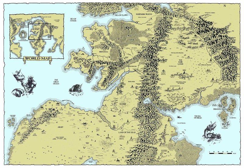 23564 - ¿Qué ejército de Warhammer Fantasy te representa mejor?