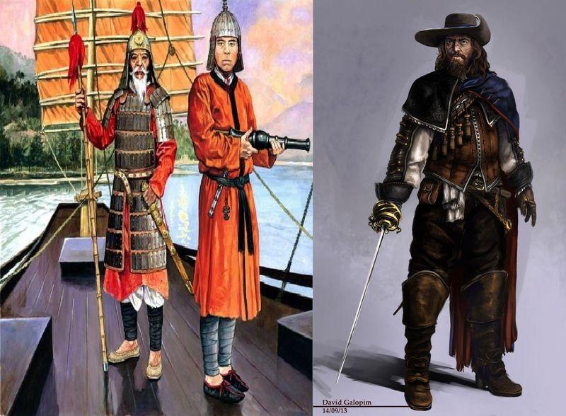 ¿ Guerrero Ming vs Mosquetero ?