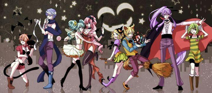 23629 - ¿Podras reconocer perfectamente estas canciones de Vocaloid? • Parte 2 • ¡Halloween! •