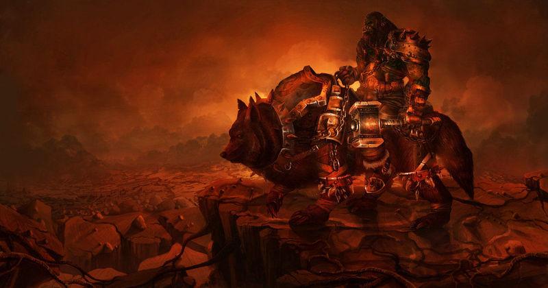 Thrall llega a Kalimdor. ¿Con quién se alía allí?