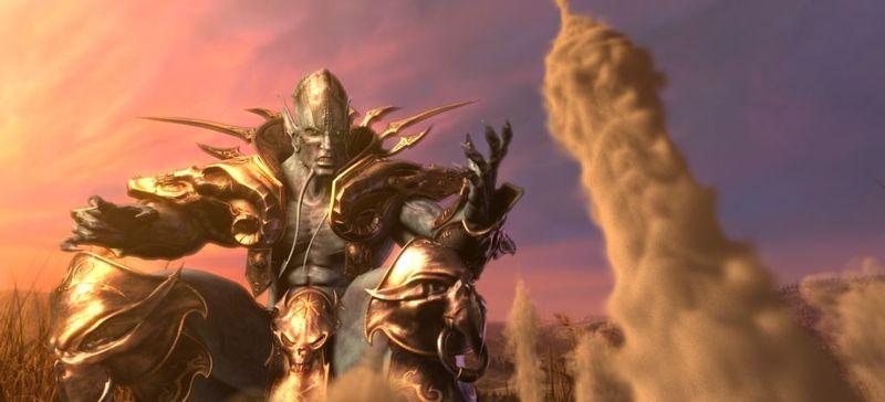 ¿Cómo derrotaron a Archimonde y a la Legión de Fuego la nueva alianza de humanos, orcos y elfos nocturnos?