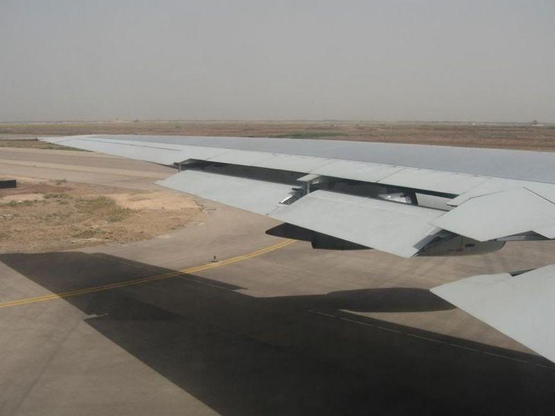 Una fácil: ¿Qué dispositivos NO debe usar un avión para despegar?