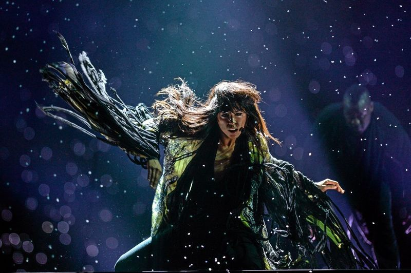 Ganador/a 2012:Loreen-Euphoria