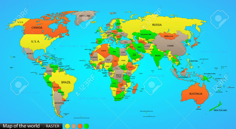 20997 - Geografía mundial