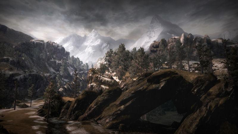 Sales desde las montañas grises y decides ir al oeste, para ello decides pasar por las Landas de Etten ¿Que te encontraras?