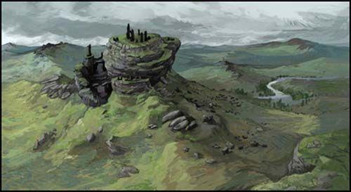 Beorn te acompañara en tu viaje , pones rumbo a La Comarca por el Gran camino del Este, descansas en Amon sul ¿ Que paso alli?