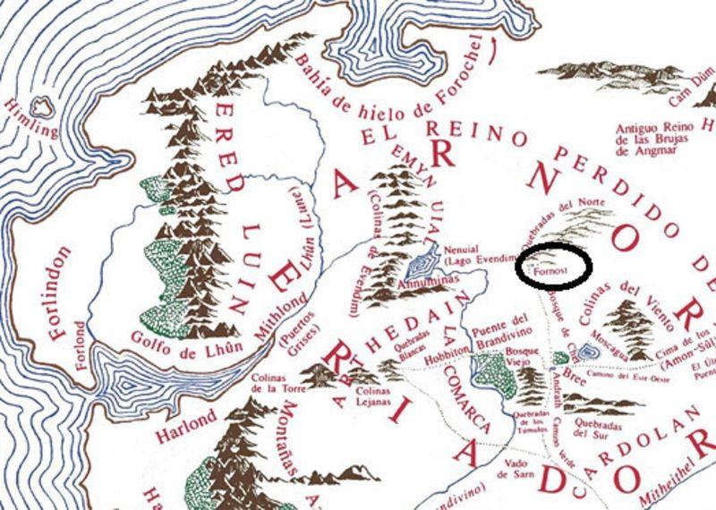 Pasas la noche en Bree y al día siguiente decides poner rumbo a Fornost ¿ Que encontramos alli ?