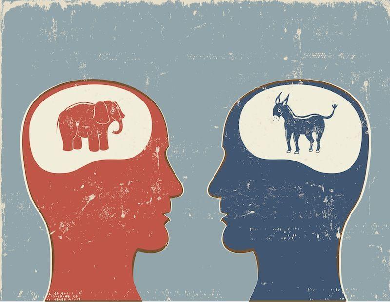 23760 - ¿Eres un republicano o un demócrata?