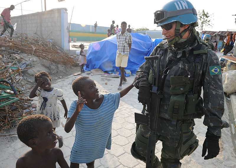 ¿Cómo traerías paz a tu país?