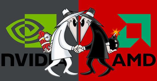 ¿Qué es mejor nvidia o AMD? (que comience la guerra)