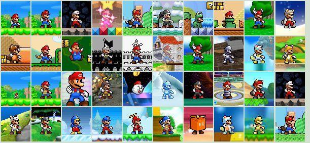 23800 - Power-Ups y objetos de Super Mario (Difícil) ¿Los reconoces todos?