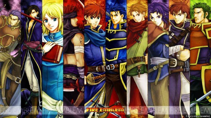 23801 - ¿Reconoces a estos personajes de la saga Fire Emblem? (Juegos de GBA y NDS)
