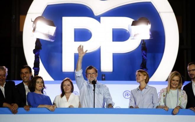El Partido Popular fue la fuerza política más votada. ¿Merecen un privilegio para formar gobierno?