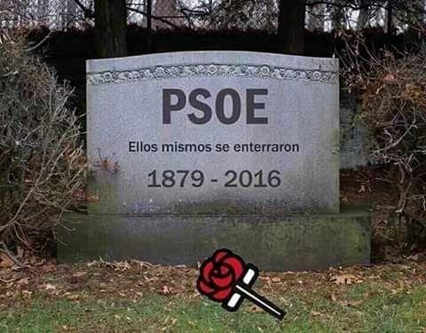 Todo el proceso que ha sufrido el PSOE, ¿como le va a afectar en un futuro?