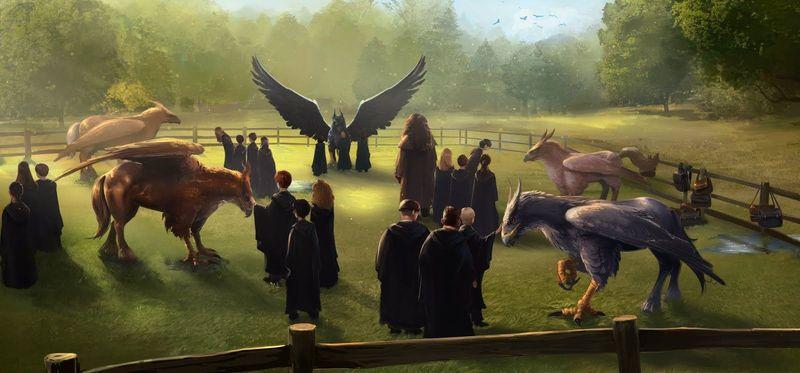 23870 - ¿Sabes reconocer estas criaturas mágicas de Harry Potter?