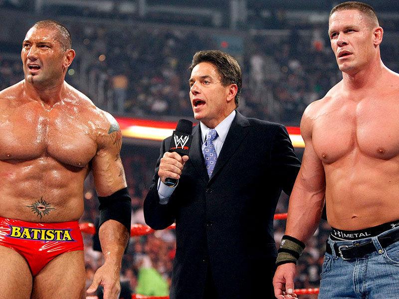 WrestleMania XXVI: Batista vs John Cena