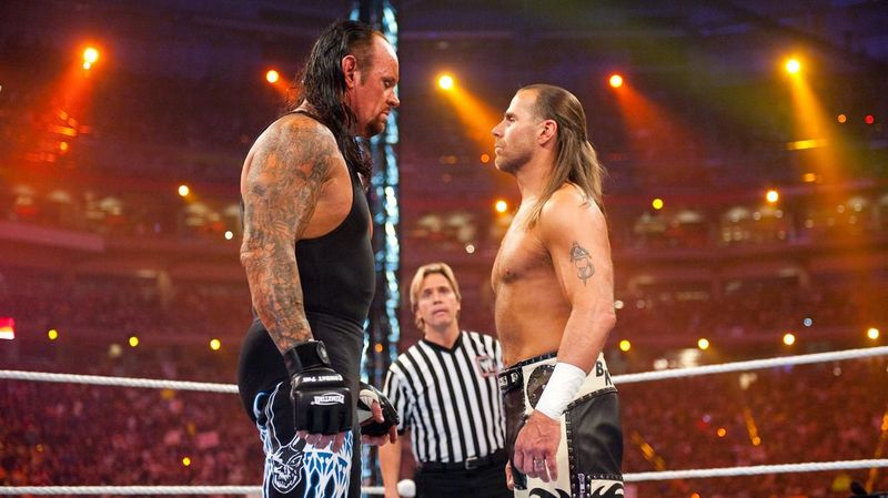 WrestleMania XXVI: Undertaker vs Shawn Michaels