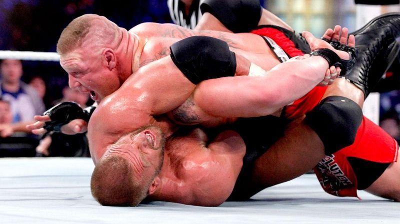 WrestleMania 29: Triple H vs Brock Lesnar