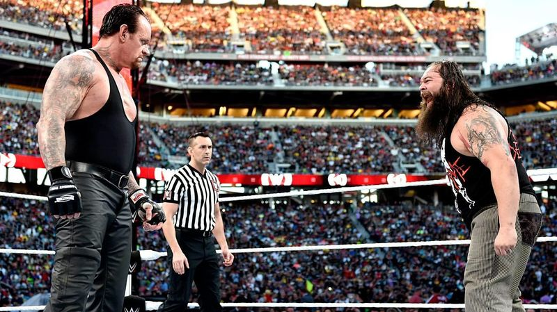 WrestleMania 31: Undertaker vs Bray Wyatt